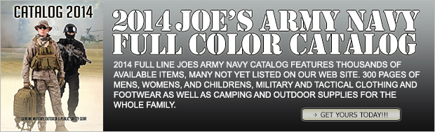 Joe's Army Navy Catalog